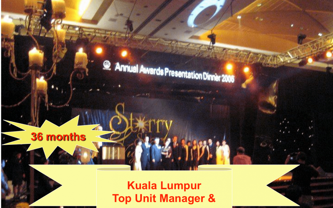 Annual Award Presentation Dinner
